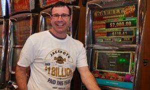Hard Rock Jackpot Winner Chooses BMW Over Payout